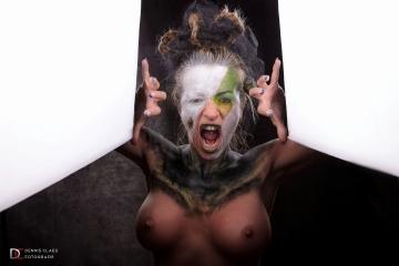 Kelly Van Hoorde, nude 2016