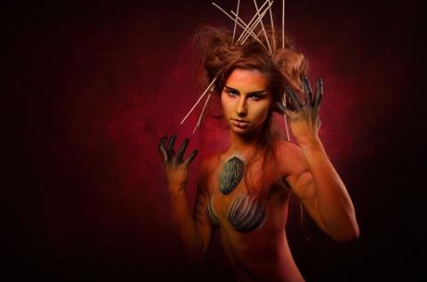 Arielle, derde shoot 2015