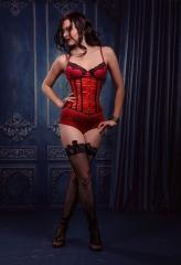 Heleen, corset 2016