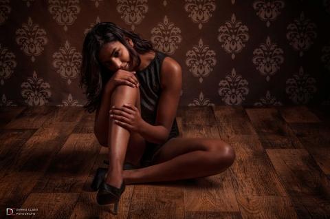 Lara Brown, derde shoot 2016