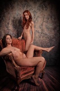Sofie en Arielle 2015