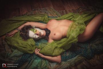 Kelly Van Hoorde, groene styling 2016
