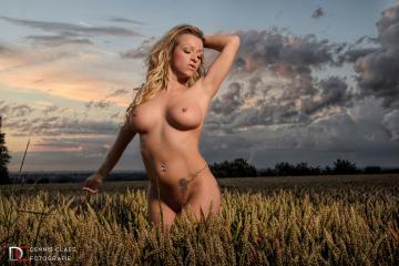 Kelly Van Hoorde, zonsondergang 2016