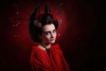 Heleen, Geisha 2016